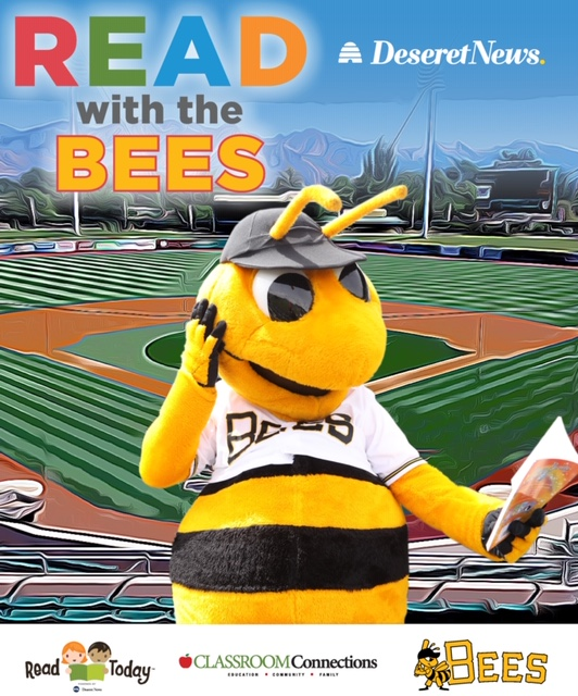 Read with the Bees